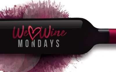 We Love Wine Mondays