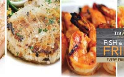 Fish & Seafood Fridays